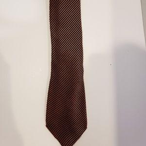 Canali Burgundy Necktie